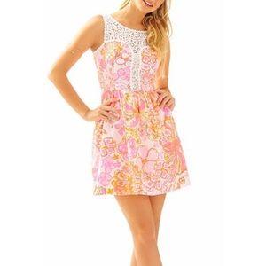 NEW Lilly Pulitzer Raegan Fit & Flare Dress
